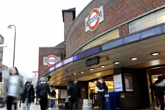 Wood Green Station