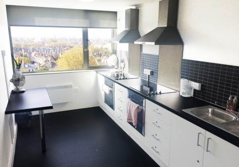 Mansion SW3  Chelsea Student Accommodation London Shared Kitchen