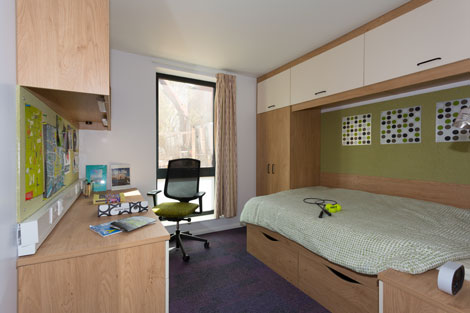 St Marks Residences Student Accommodation Leeds