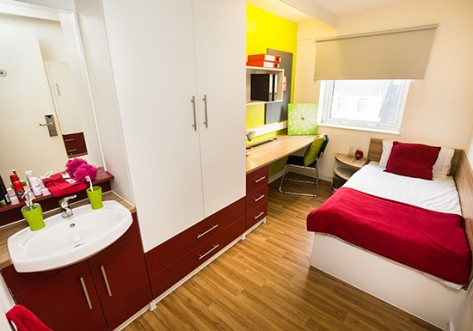 The-Arcade-bedroom-shot-2-student-accommodation-in-london