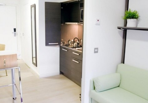 Studio at Canto Court in London