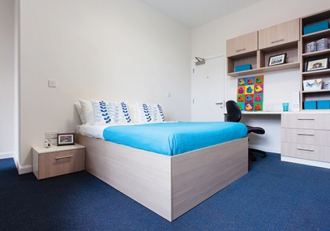 Birmingham-student-accommodation-bristol-street-bedroom-1