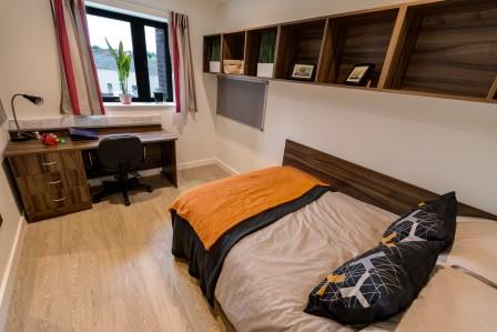 The Printworks Student Accommodation Exeter