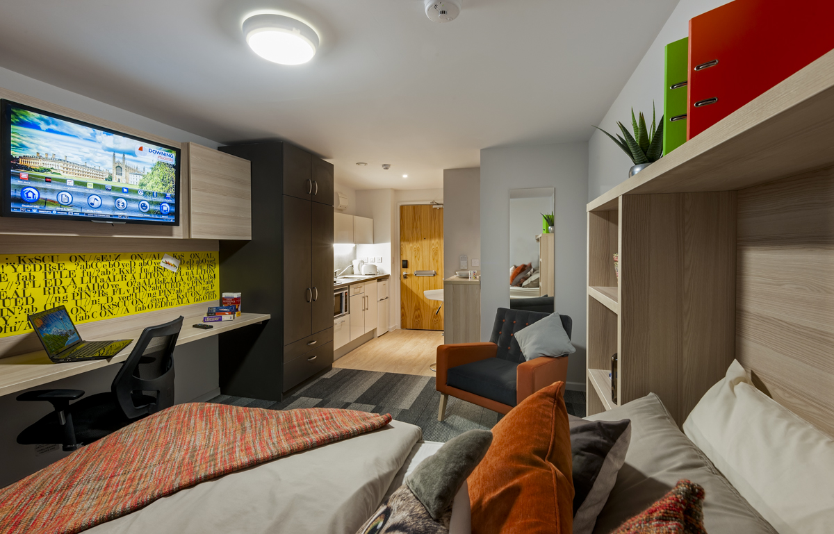 The Railyard Student Accommodation Cambridge