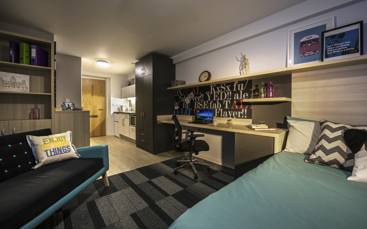 The Electra Student Accommodation Liverpool