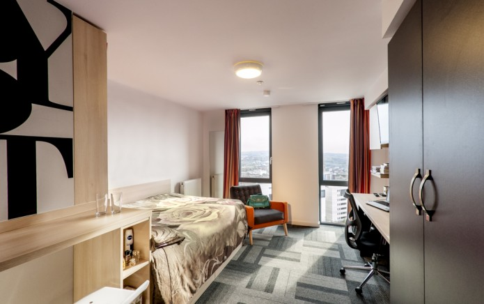 The View Student Accommodation Uk Student Halls Search Engine
