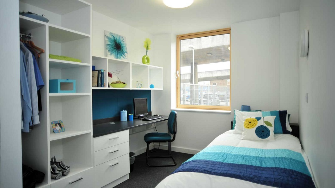 Student Accommodation Beds Per Room