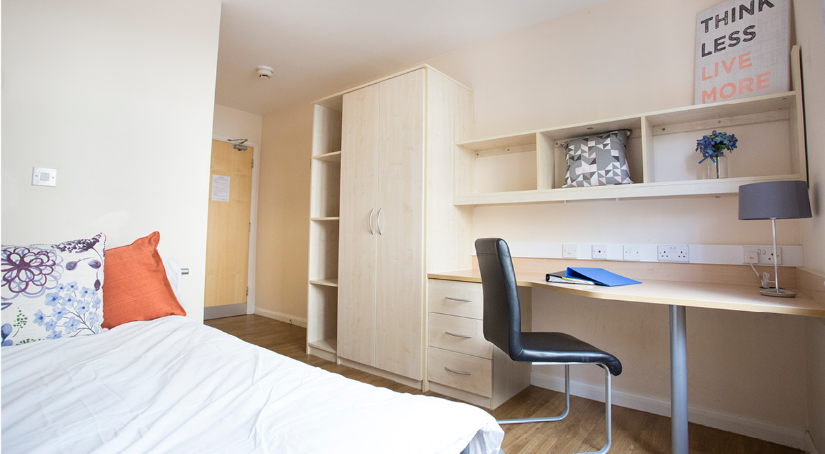 Heald Court Student Accommodation Manchester