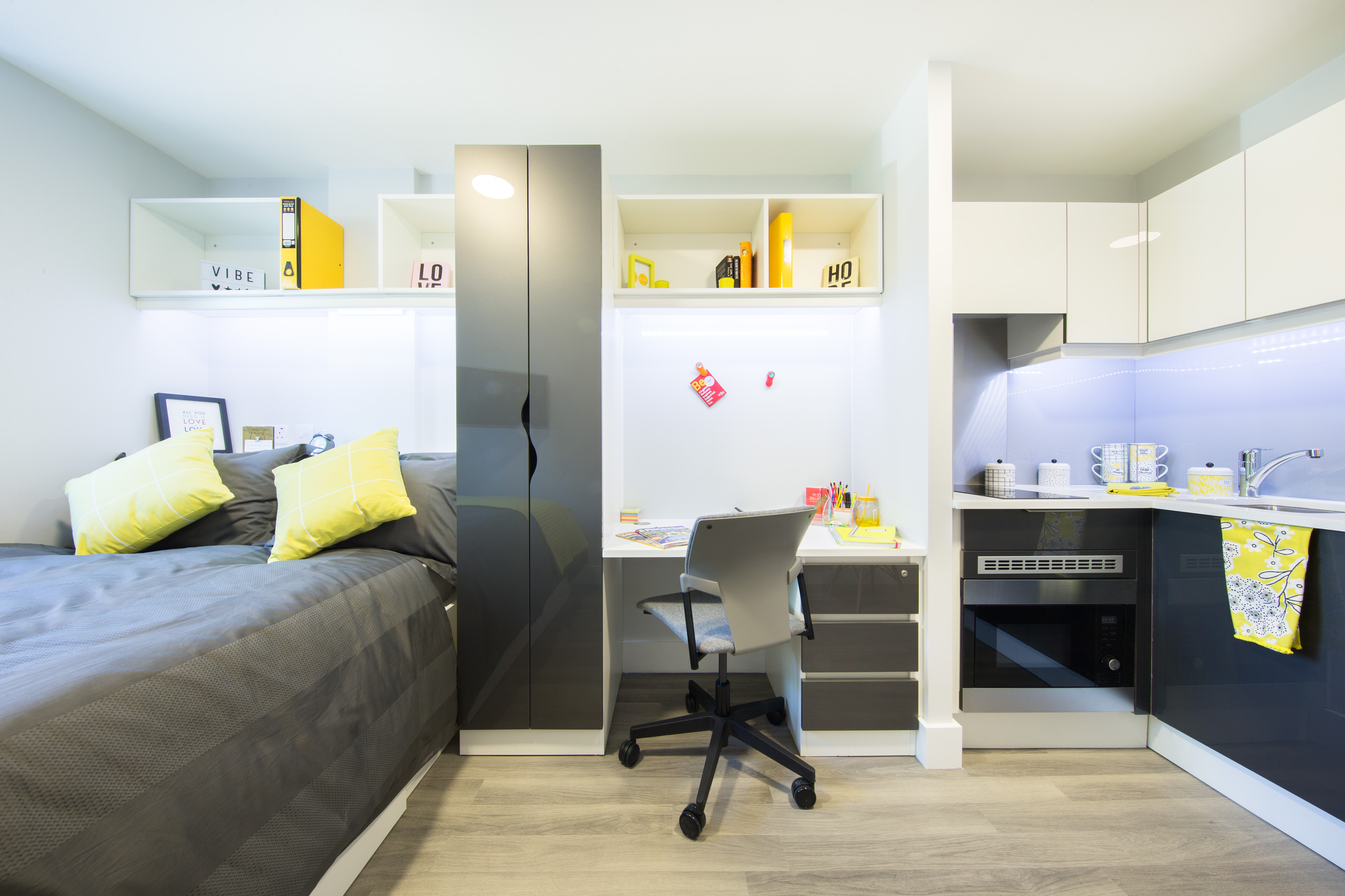 ViBe Student Living Student Accommodation London ...